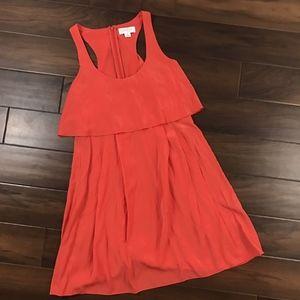 Jessica Simpson 6 Sleeveless Layered Tank Dress